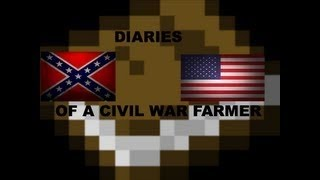 Diaries of a Civil War Farmer #2: The Battle of Pea Ridge (Minecraft)