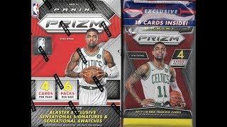 2017 18 Panini Prizm Basketball Blaster Box & Value Pack Break