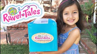 NEW RAVEL TALES SERIES 1 UNBOXING @raveltales