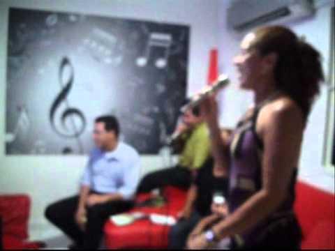 Os desafinados do karaoke Manaus 22dez11