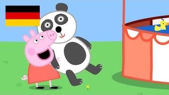 Peppa Wutz | Kirmes  | Peppa Pig Deutsch Neue Folgen | Cartoons für Kinder