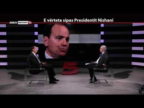 REPORT TV, 5 PYETJET NGA BABARAMO - I FTUAR BUJAR NISHANI - PJESA E PARE