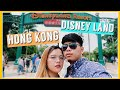 Vlog#37: The Happiest Place On Earth Hong Kong Disney Land | Hk Vlog Day 2