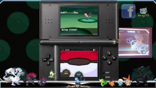 Pokémon Black & White: I got Porygon-Z C-Gear Skin before time! Munna C-Gear Skin code & more!!!