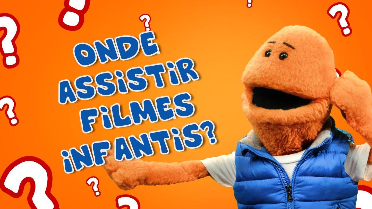 ASSISTA FILMES INFANTIS NO YOUTUBE! #TICOLICOS