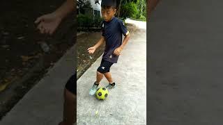 ทักษะฟุตบอล สกิลบอลแทนแทน