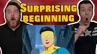 Invincible - Season 1Eps 1 Reaction