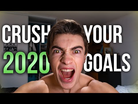 HOW TO NOT FAIL YOUR NEW YEAR RESOLUTIONS FOR 2020