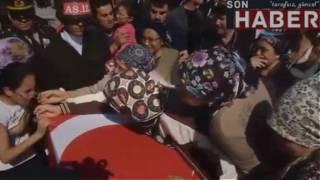 Gambar cover Akhisarlı şehide son görev|sonhaber.im