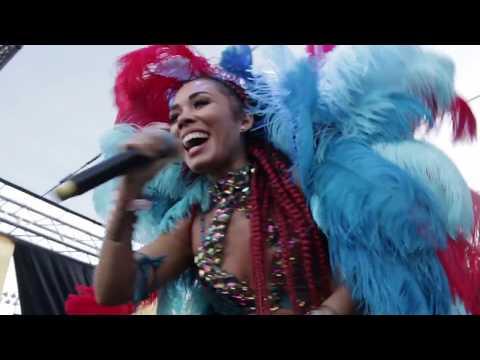 Kreesha Turner Show Carnival Life TV