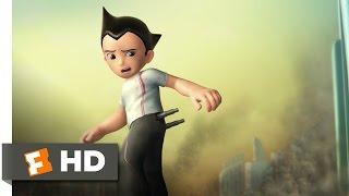 Astro Boy (9/10) Movie CLIP - Machine Guns In My Butt? (2009) HD