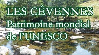 Les Cévennes, classées au patrimoine mondial de l'Unesco