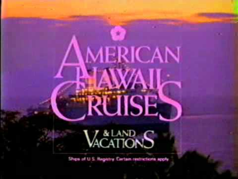American Hawaii Cruises (1988)