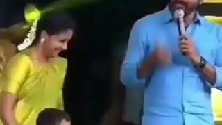Sivakarthikeyan's funny speech about his wife and daughter at seemaraja audio launch
