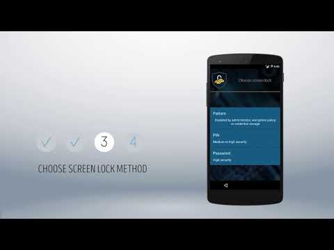 How to Enroll Secure Phone