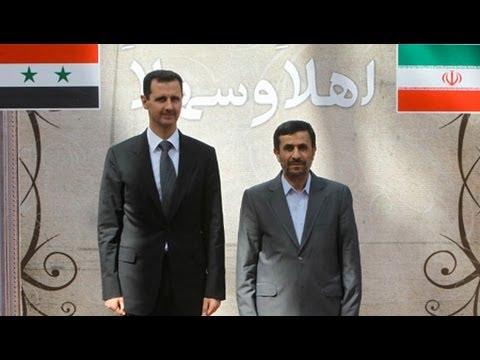 Obama Under Pressure to Seek Regime Change in Syria and Iran