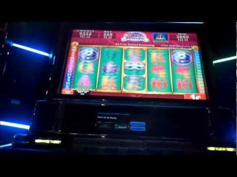 China Shores MAX Bet Bonus Round - Konami - Hollywood Casino, Charles Town, WV - JACKPOT Alert.....