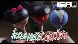 How To Make Disney Cake Pops - KAWAII TREATS Ep. 4