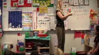Mrs  Herbics Kindergarten Calendar Time   Part 1