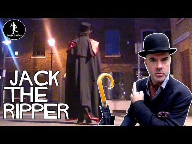 Jack The Ripper London Walking Tour In His Footsteps Youtube
