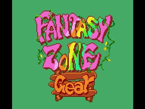 Game Gear Longplay [025] Fantasy Zone Gear