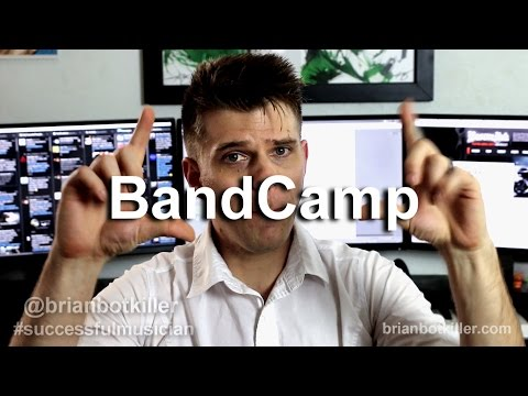 BandCamp - Being a Successful Musician
