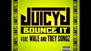 Juicy J Ft. Wale & Trey Songz - Bounce It (Instrumental)