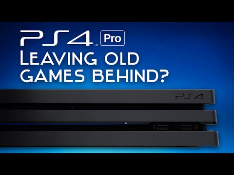 PS4 Pro's Backwards Compatibility SUCKS? - The Know