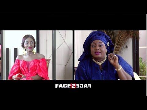 REPLAY - Face2Face - Invitée : COUMBA GAWLO SECK - 22 Juillet 2018