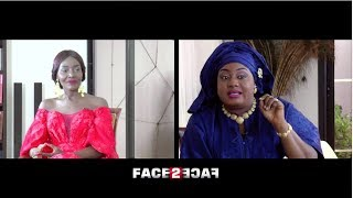 REPLAY - Face2Face - Invitée : COUMBA GAWLO SECK - 22 Juillet 2018