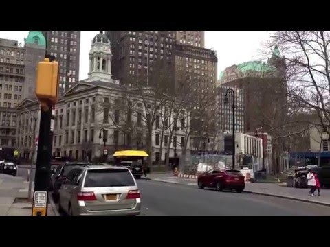 Downtown Brooklyn, New York (1-2-16)