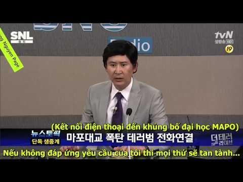 SLN KOREA Trò truyện cùng khủng bố