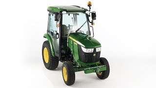 Tracteurs compacts