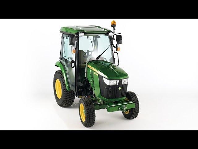 John Deere - Tracteurs compacts - 3045R