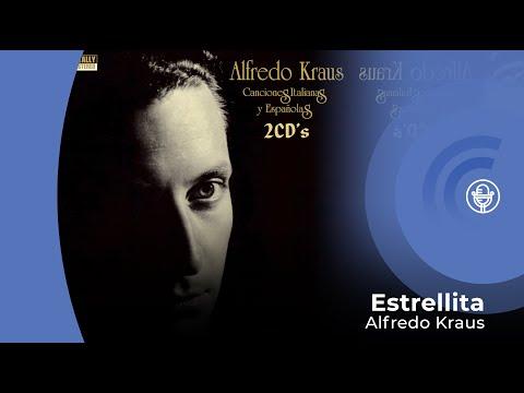 Alfredo Kraus - Estrellita (con letra - lyrics video)