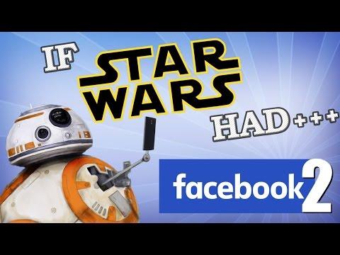 IF STAR WARS HAD FACEBOOK 2