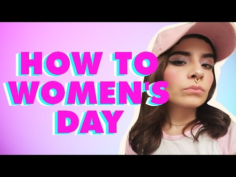 How to Celebrate International Women's Day // Hello Dudettes