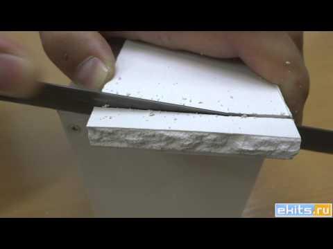 лечить как разрезать лист оргстекла печатать склеивать