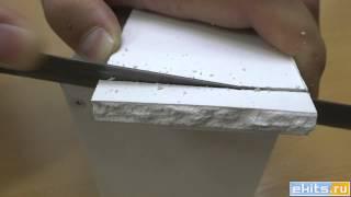 видео Листовой вспененный полиэтилен (пенополиэтилен)