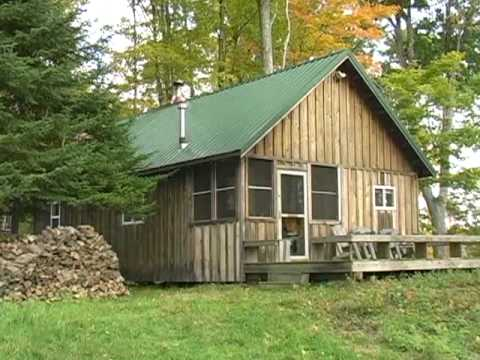Maine Hunting Camp For Rent