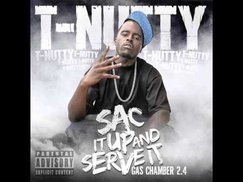 T-Nutty - Sac It Up And Serve It. 05 On Ya Mind