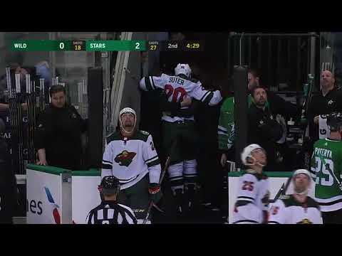 Minnesota Wild vs Dallas Stars - March 31, 2018 | Game Highlights | NHL 2017/18