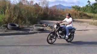 motopiruetas guacara stunt bike (parte II)