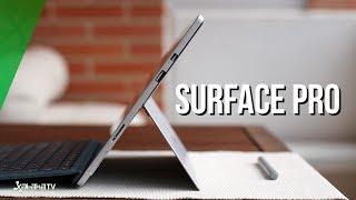 La última generación de tablet convertible de Microsoft llega al me...