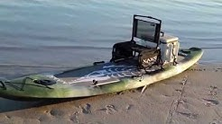 New 2017 Kaku Kahuna Fishing Hybrid kayak paddle board