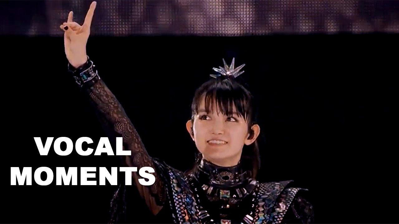 Babymetal Su-Metal Being a Legendary Vocalist for 5 Minutes