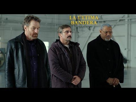 LA ÚLTIMA BANDERA (LAST FLAG FLYING) - Tráiler Subtitulado