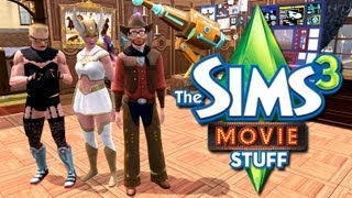 LGR - The Sims 3 Movie Stuff Review