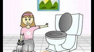 Animated Potty Training Video for Girls