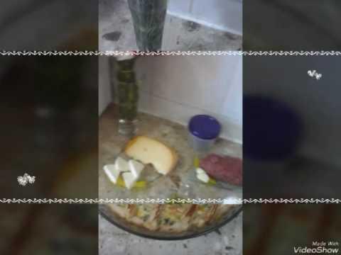 quiche-(tourte)-aux-épinards-et-viande-hachée-(pâte-feuilletée)😋/-كيش-بالسبانخ-/